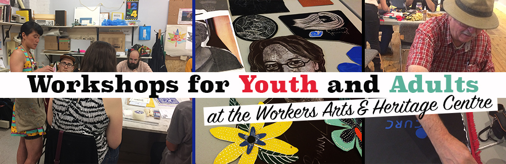 Youth and Adult Workshops