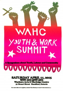 WAHC poster