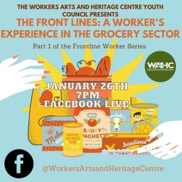 The Front LInes: Workers experience in the grocery sector